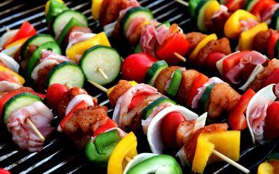 Les bienfaits que portent les aliments grillés