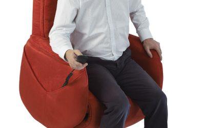 Le fauteuil releveur : une solution pour les problèmes de dos